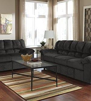 Ashley Furniture Signature Design Julson Loveseat Contemporary 0 2 300x333