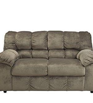 Ashley Furniture Signature Design Julson Loveseat Contemporary 0 300x333