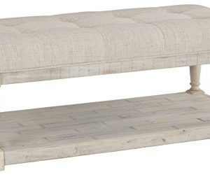 Ashley Furniture Signature Design Shawnalore Table With Storage Shelf Base 0 300x253
