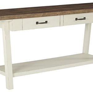 Ashley Furniture Signature Design Stowbranner Casual Rectangular Cocktail Table 0 300x297