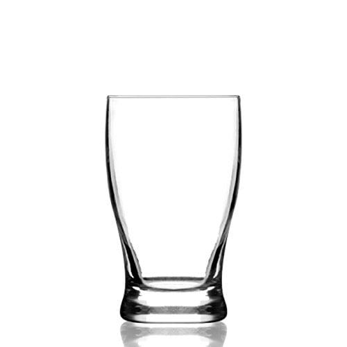 Beer Flight Set Carrier With 4 6 Ounce Brussels Beer Tasting Glasses 0 1