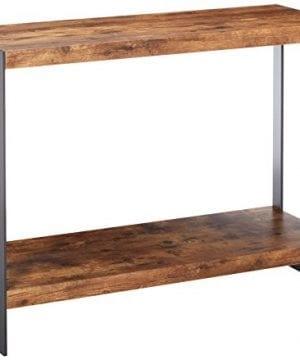 Coaster Furniture Wood Top Sofa Table Antique Nutmeg 0 300x360