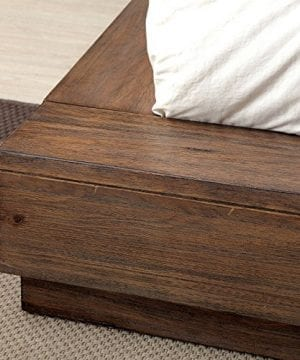 Coimbra Country Style Rustic Natural Tone Bed 0 1 300x360