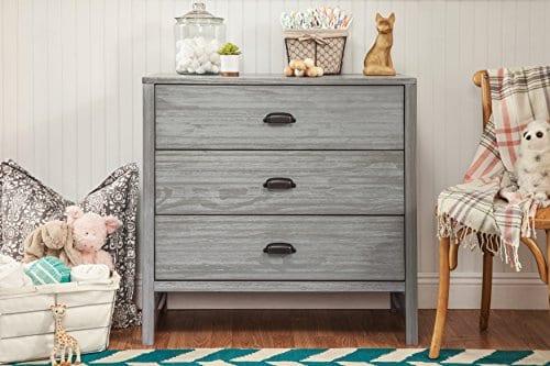 Davinci Fairway 3 Drawer Dresser Cottage White 0 0