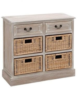 Deco 79 Wood 4 Basket Chest 0 2 300x360