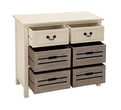 Deco 79 Wood Dresser 0