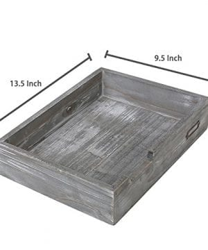 Drawer Style Stackable Wood Document Literature Tray Office Supplies Bin 0 2 300x360