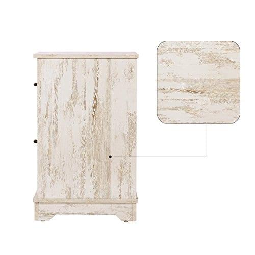 Drawer Wood Chest Works As Dresser Storage Cabinet 0 1
