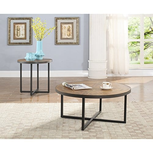 Emerald Home Denton Round Cocktail Table 0 0