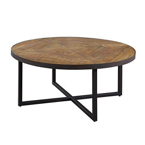 Emerald Home Denton Round Cocktail Table 0