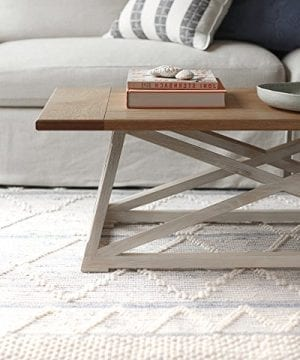 Haven Home 6008 257 Finley Farmhouse Coffee Table White 0 2 300x360