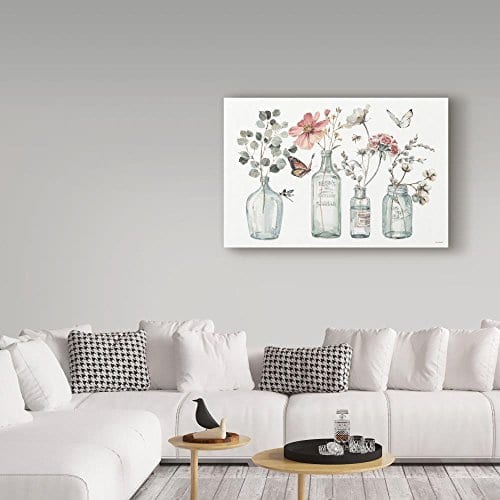 A Country Weekend VIII By Lisa Audit 22x32 Inch Canvas Wall Art 0 1