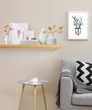 AHDECOR Natural Wood Deep Floating Wall Shelves Solid Pine Display Ledge Shelf Storage With Invisible Blanket 36 Inch Clear Coat Finish 0 0 300x360