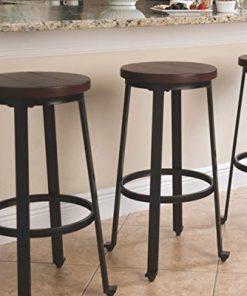 Ashley Furniture Signature Design Challiman Bar Stool Set Of 2