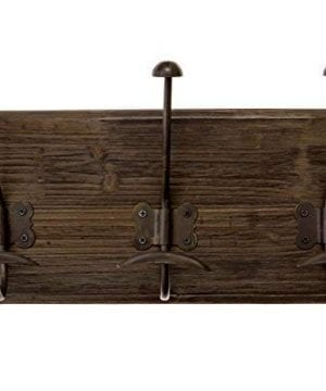 Avignon Rustic Coat Hook Vintage Coat Rack Towel Rack 16 Inches Wide And 7 Inches High Pack Of 2 0 1 300x360