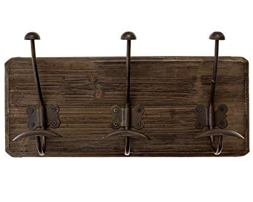 Avignon Rustic Coat Hook Vintage Coat Rack Towel Rack 16 Inches Wide And 7 Inches High Pack Of 2 0 1