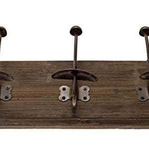 Avignon Rustic Coat Hook Vintage Coat Rack Towel Rack 16 Inches Wide And 7 Inches High Pack Of 2 0 2 300x333