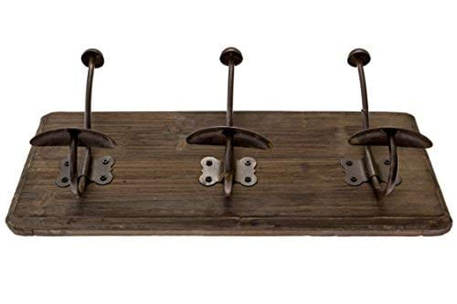 Avignon Rustic Coat Hook Vintage Coat Rack Towel Rack 16 Inches Wide And 7 Inches High Pack Of 2 0 2