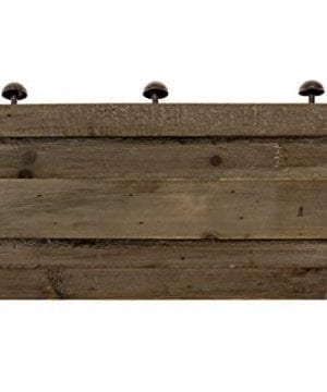 Avignon Rustic Coat Hook Vintage Coat Rack Towel Rack 16 Inches Wide And 7 Inches High Pack Of 2 0 3 300x360