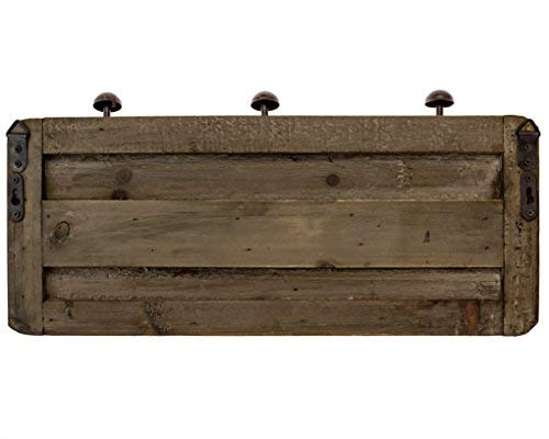 Avignon Rustic Coat Hook Vintage Coat Rack Towel Rack 16 Inches Wide And 7 Inches High Pack Of 2 0 3