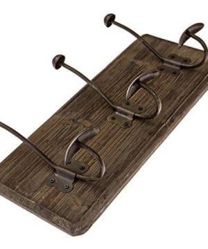 Avignon Rustic Coat Hook Vintage Coat Rack Towel Rack 16 Inches Wide And 7 Inches High Pack Of 2 0 300x360