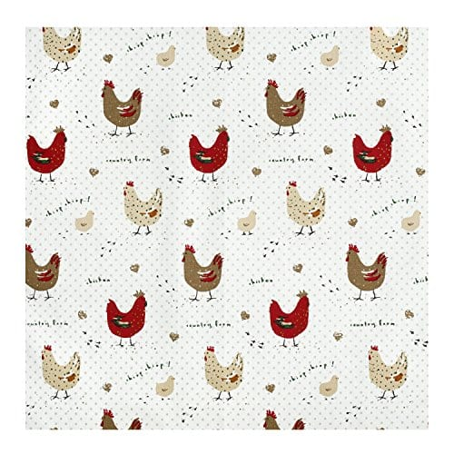 Cackleberry Home Farmhouse Chicken Kitchen Towels 100 Cotton Set Of 3 0 0