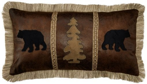 Carstens Bear Tree Bear Pillow 0 510x294