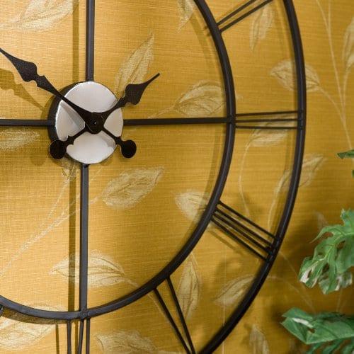 Centurian Decorative Wall Clock 0 0