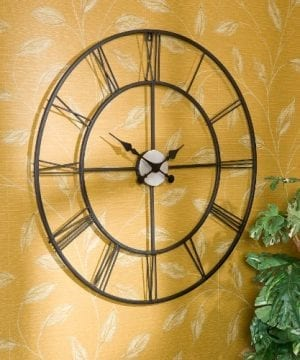 Centurian Decorative Wall Clock 0 1 300x360