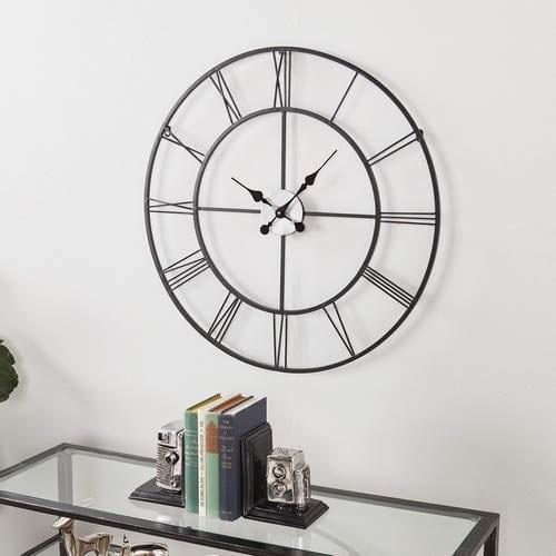 Centurian Decorative Wall Clock 0 2