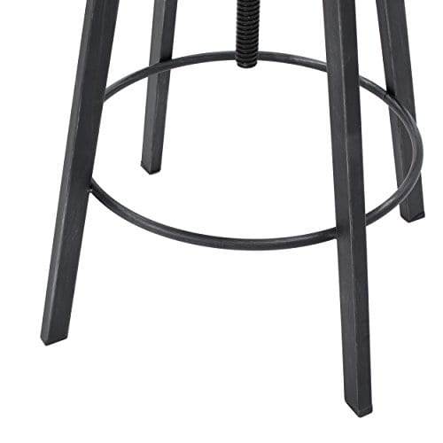 Christopher Knight Home Fenix Firwood Antique Barstool 0 1