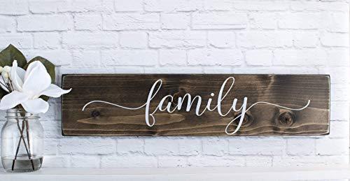 rustic home decor chalkboard sign farmhouse style farmhouse wall decor 25x25 rustic sign Farmhouse wood sign farmhouse decor