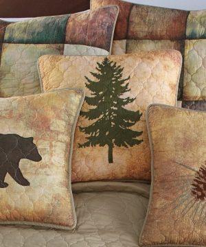 Donna Sharp Dec Pillow Wood Patch Tree 0 300x360