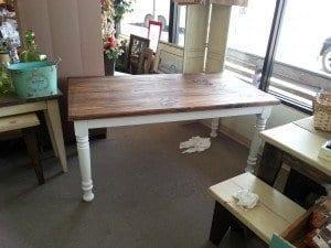 Farm Dining Table Leg 29 X 3 0 2