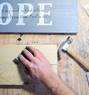 Grey Merry Christmas Wood Sign Farmhouse Holiday Wooden Wall Decor 0 3 300x322