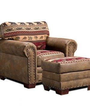 American Furniture Classics Sierra Lodge Chair 0 0 300x360