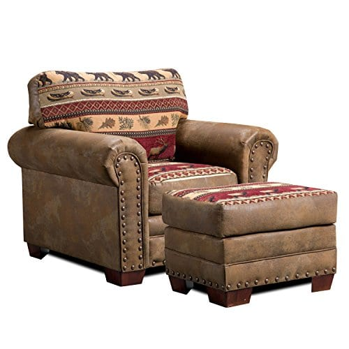 American Furniture Classics Sierra Lodge Chair 0 0