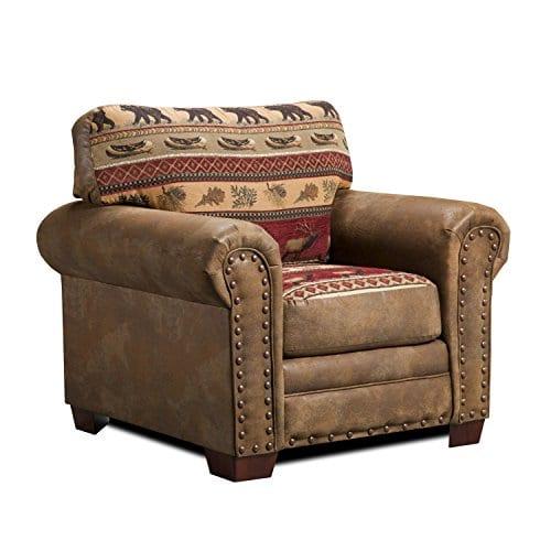American Furniture Classics Sierra Lodge Chair 0