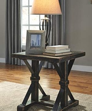 Ashley Furniture Signature Design Beckendorf Casual Square End Table Black 0 1 300x360