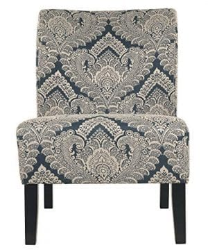 Ashley Furniture Signature Design Honnally Accent Chair Contemporary Style Sapphire 0 3 300x360