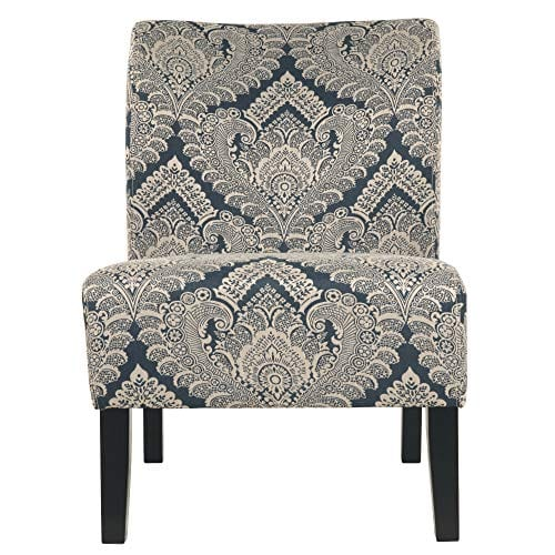 Ashley Furniture Signature Design Honnally Accent Chair Contemporary Style Sapphire 0 3