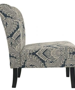 Ashley Furniture Signature Design Honnally Accent Chair Contemporary Style Sapphire 0 4 300x360