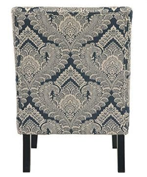 Ashley Furniture Signature Design Honnally Accent Chair Contemporary Style Sapphire 0 5 300x360