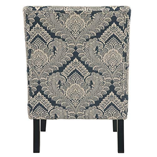 Ashley Furniture Signature Design Honnally Accent Chair Contemporary Style Sapphire 0 5