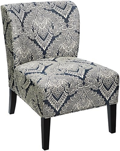 Ashley Furniture Signature Design Honnally Accent Chair Contemporary Style Sapphire 0