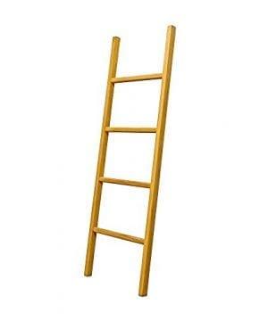 Asta Spa Teak Towel Ladder 0 300x360