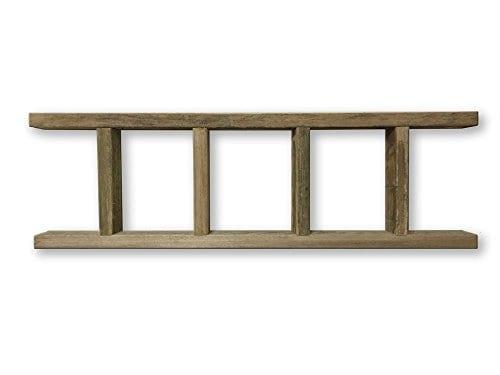 Barnwood Decor Of OKC Barnwood Ladder 2x4 Authentic Weathered Wood Ladder Made By 0 0