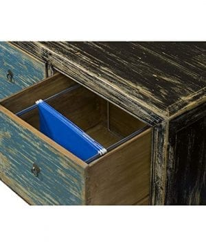 ChinaFurnitureOnline Elmwood 6 Drawer Ming File Cabinet 0 3 300x360