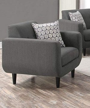 Coaster Home Furnishings Stansall Upholstered Chair Grey 0 0 300x360
