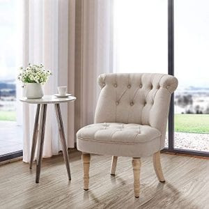 Outstanding 34 50 In Accent Chair In Neutral Unemploymentrelief Wooden Chair Designs For Living Room Unemploymentrelieforg